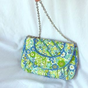 Vera Bradley Small Fabric Clutch Purse